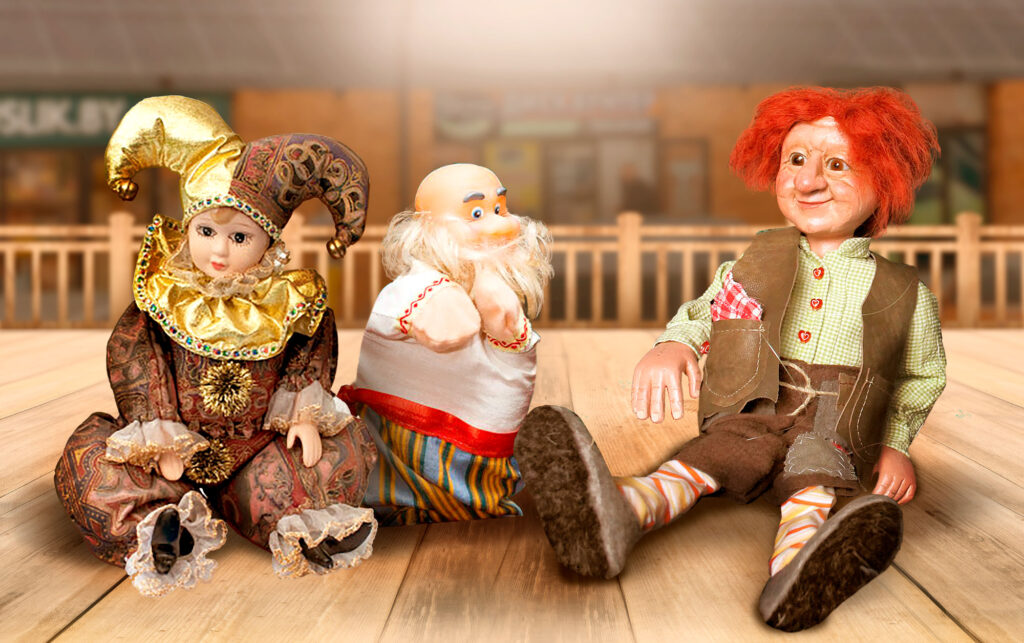 4 июля на территории ТЦ «Kazzarma Mall» под открытым небом состоится спектакль Гродненского театра кукол