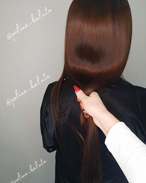 Студия наращивания волос Полины Калюты