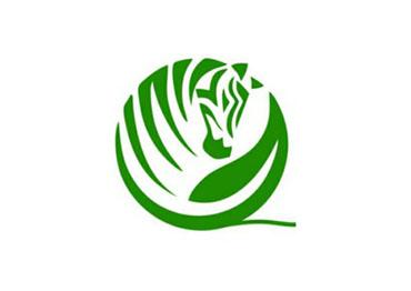 Зеленая зебра